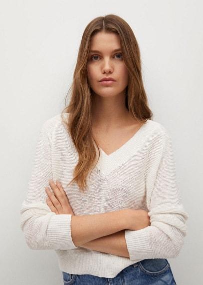 Пуловер Mango (Манго) 87027106