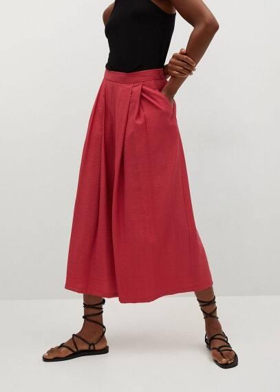 Женские брюки Mango (Манго) 87027132