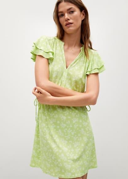 Платье Mango (Манго) 87027137: изображение 2