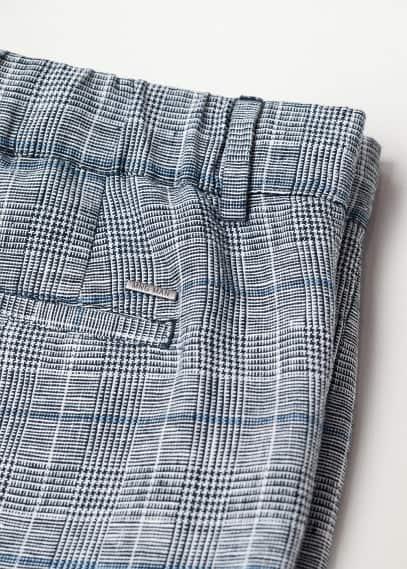 Мужские шорты Mango (Манго) 87029025: изображение 3