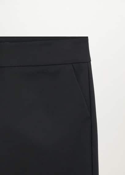 Женские брюки Mango (Манго) 87030029: изображение 3