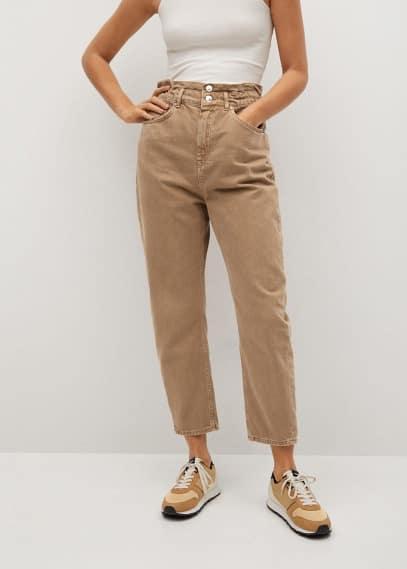 Женские джинсы Mango (Манго) 87030564