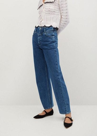 Женские джинсы Mango (Манго) 87030568