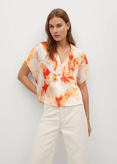 Блуза Mango (Манго) 87031509