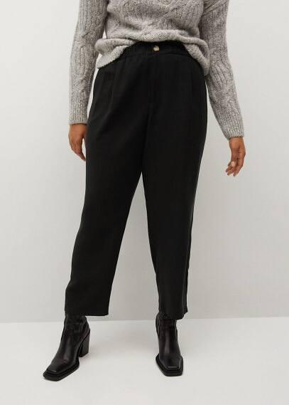 Женские брюки Mango (Манго) 87032004