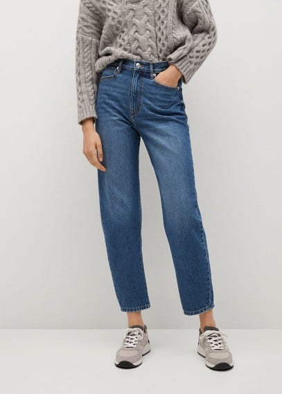 Женские джинсы Mango (Манго) 87032880