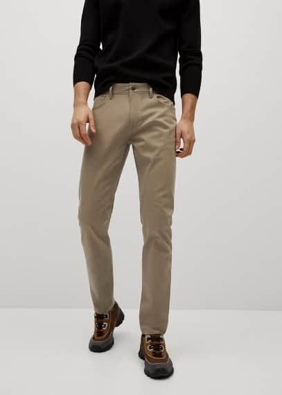 Мужские брюки Mango (Манго) 87034009