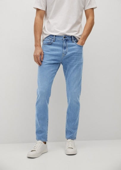 Мужские джинсы Mango (Манго) 87034011