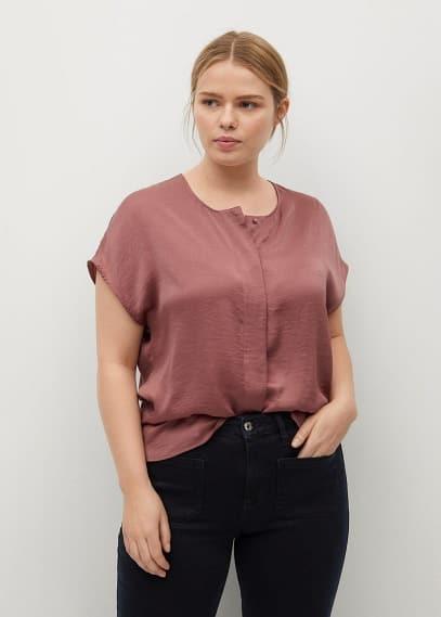 Рубашка Mango (Манго) 87035631