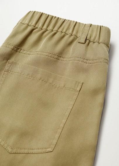 Женские брюки Mango (Манго) 87035646: изображение 3