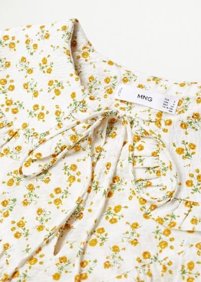 Блуза Mango (Манго) 87035666: изображение 9