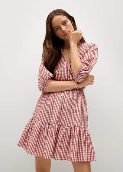 Платье Mango (Манго) 87035718
