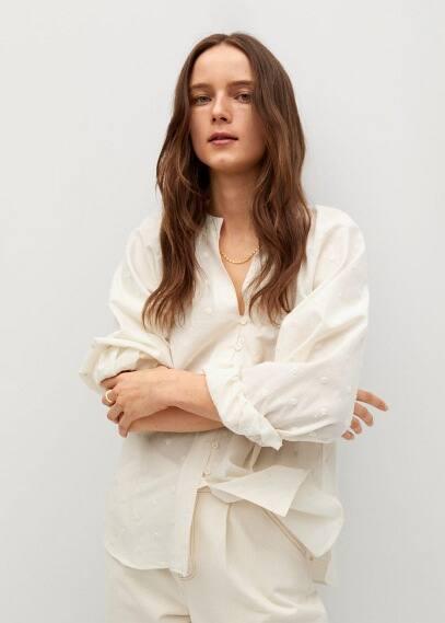 Блуза Mango (Манго) 87035719