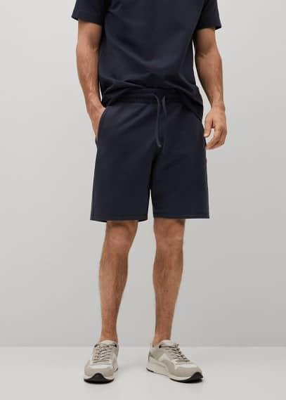 Мужские шорты Mango (Манго) 87035906: изображение 2