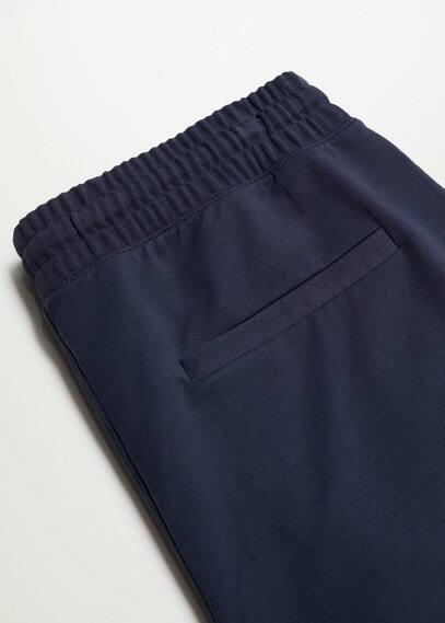 Мужские шорты Mango (Манго) 87035906: изображение 4