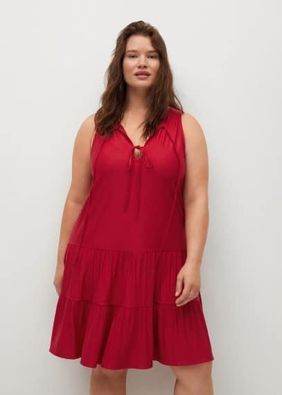 Платье Mango (Манго) 87037131