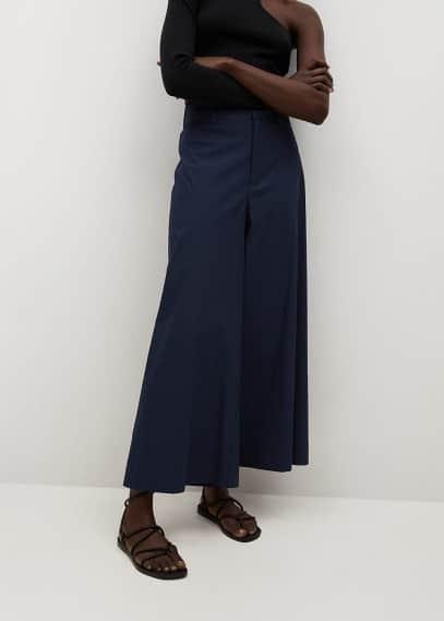 Женские брюки Mango (Манго) 87037150