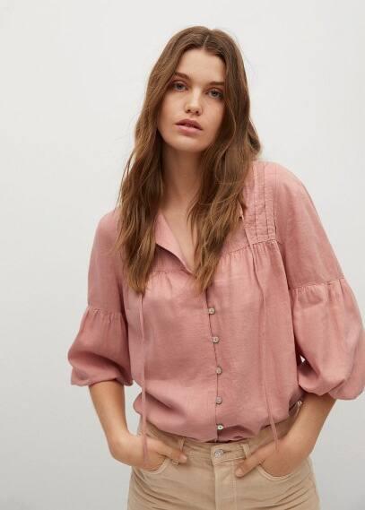 Блуза Mango (Манго) 87038630