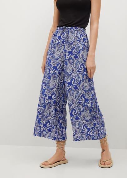 Женские брюки Mango (Манго) 87038632