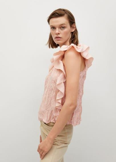Блуза Mango (Манго) 87038638