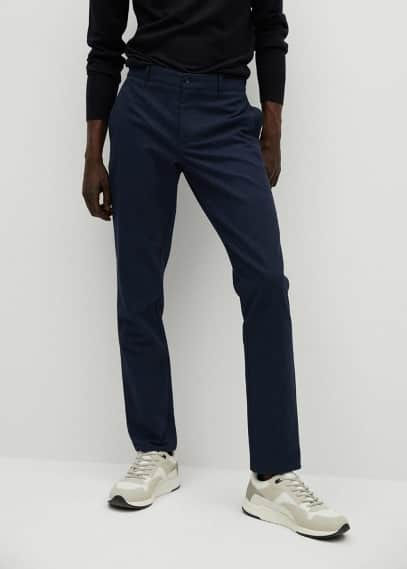 Мужские брюки Mango (Манго) 87040507