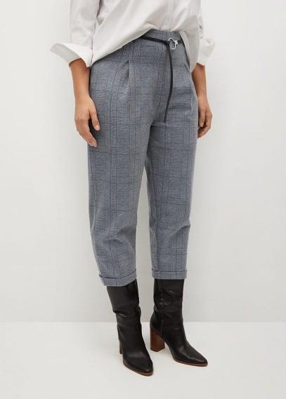 Женские брюки Mango (Манго) 87040525