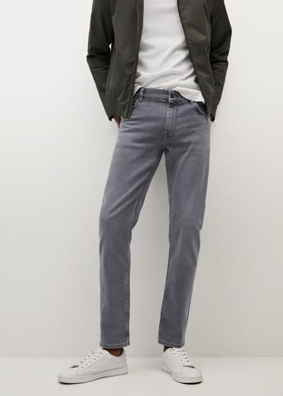 Мужские джинсы Mango (Манго) 87040557