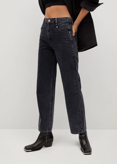 Женские джинсы Mango (Манго) 87040567