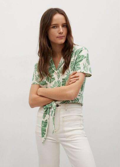Блуза Mango (Манго) 87041506