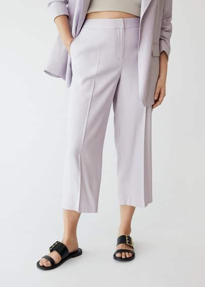 Женские брюки Mango (Манго) 87044031