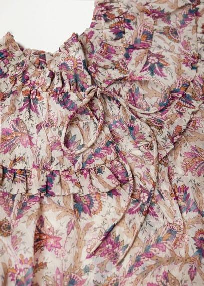 Блуза Mango (Манго) 87044054: изображение 3