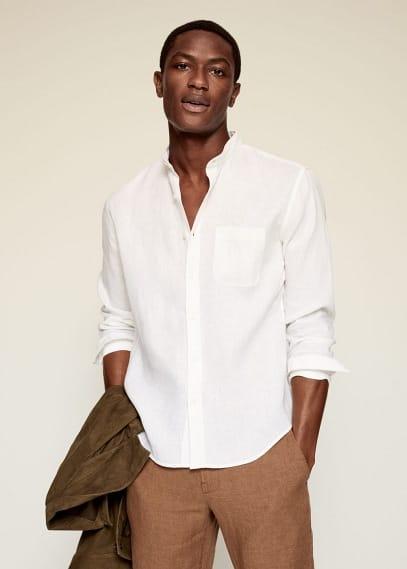 Рубашка Mango (Манго) 87045625
