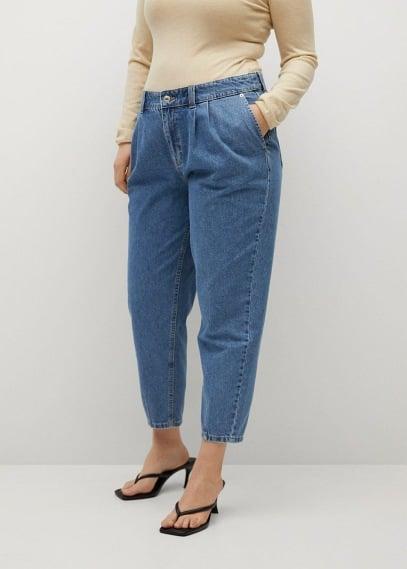Женские джинсы Mango (Манго) 87045632