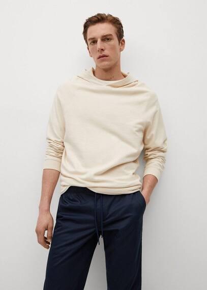 Мужские брюки Mango (Манго) 87045639: изображение 3