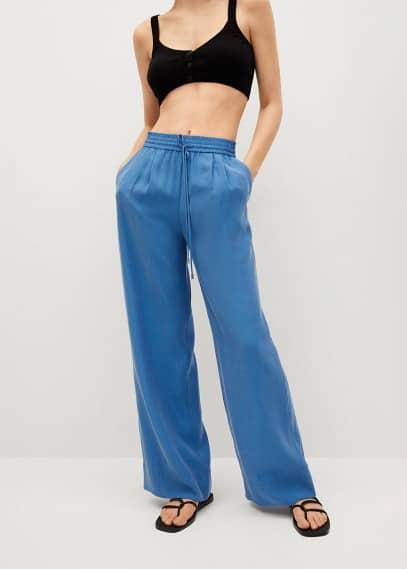 Женские брюки Mango (Манго) 87046305