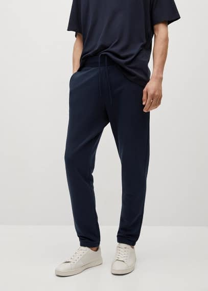 Мужские брюки Mango (Манго) 87046709