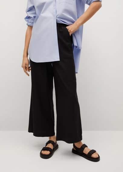 Женские брюки Mango (Манго) 87047131