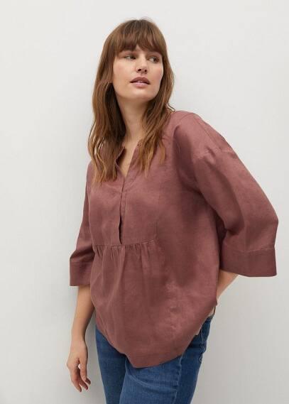 Рубашка Mango (Манго) 87047620