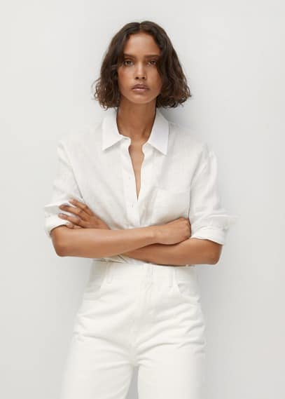 Блуза Mango (Манго) 87047877