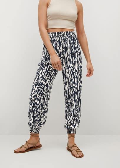 Женские брюки Mango (Манго) 87048631