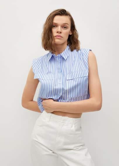 Блуза Mango (Манго) 87048633