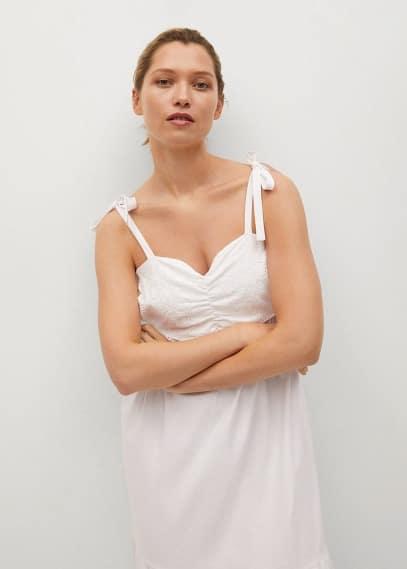 Женские платья-сарафаны Mango (Манго) 87049203