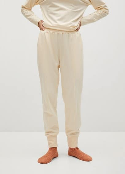 Женские брюки Mango (Манго) 87050158