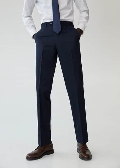 Мужские брюки Mango (Манго) 87050506: изображение 2