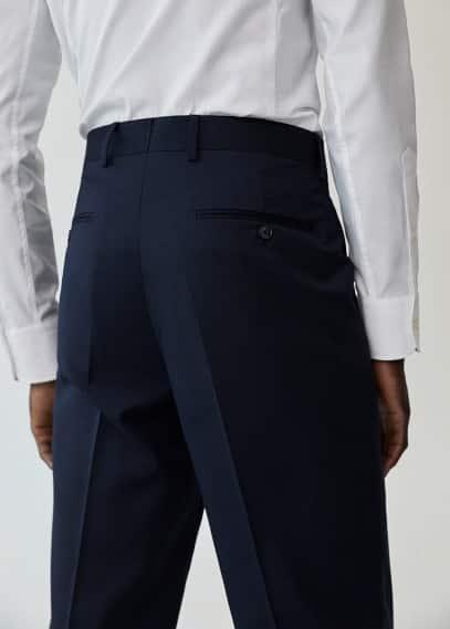 Мужские брюки Mango (Манго) 87050506: изображение 3