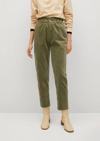 Женские брюки Mango (Манго) 87051038