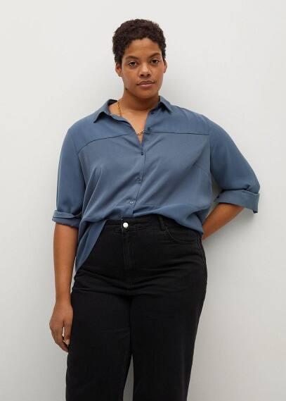 Рубашка Mango (Манго) 87054003