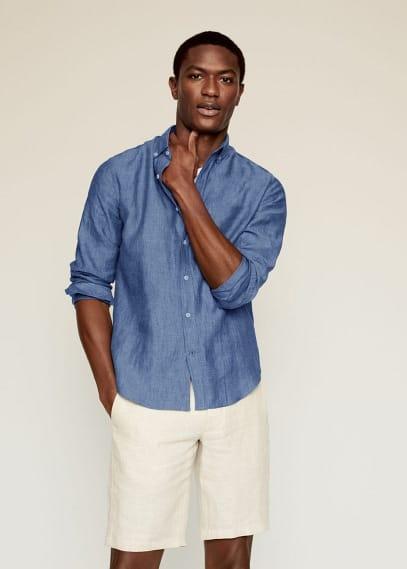 Рубашка Mango (Манго) 87055624