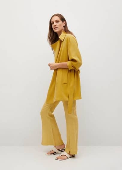 Женская верхняя одежда Mango (Манго) 87055649: изображение 3