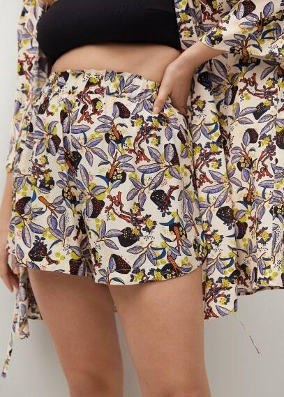 Женские шорты Mango (Манго) 87057111
